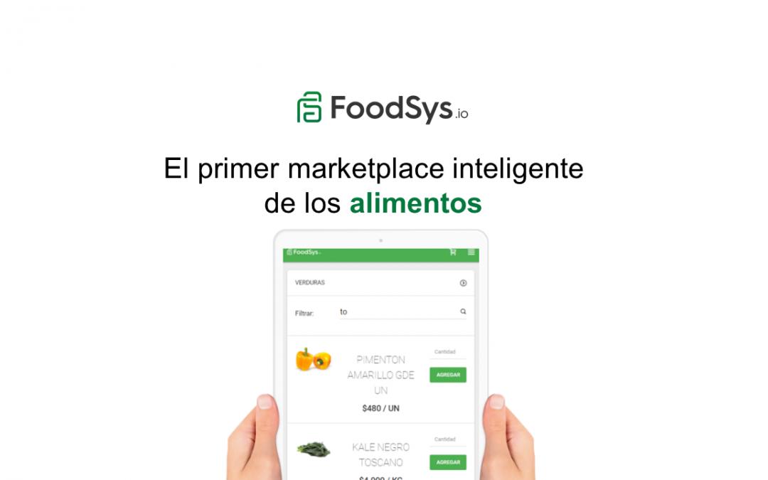 La plataforma Foodsys, primer marketplace inteligente